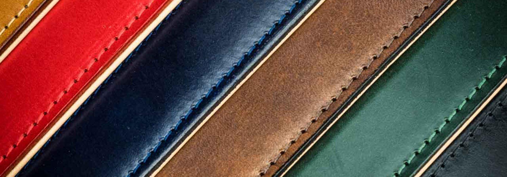 belt strap colours